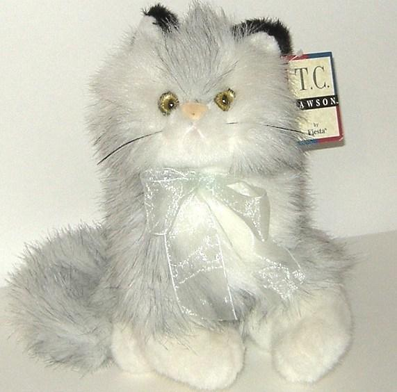 Cat , 8 Good Stuffed Persian Cat : Kaboodles Persian Cat