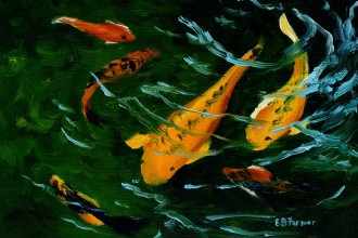 Koi Fish Painting , 8 Amazing Giant Koi Fish For Sale In pisces Category