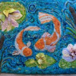flokati rug , 9 Charming Koi Fish Rug In pisces Category
