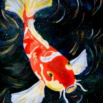 koi fish , 7 Lovely Koi Fish Life Span In pisces Category