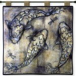 koi japan , 9 Charming Koi Fish Rug In pisces Category