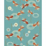 koi pond design , 9 Charming Koi Fish Rug In pisces Category