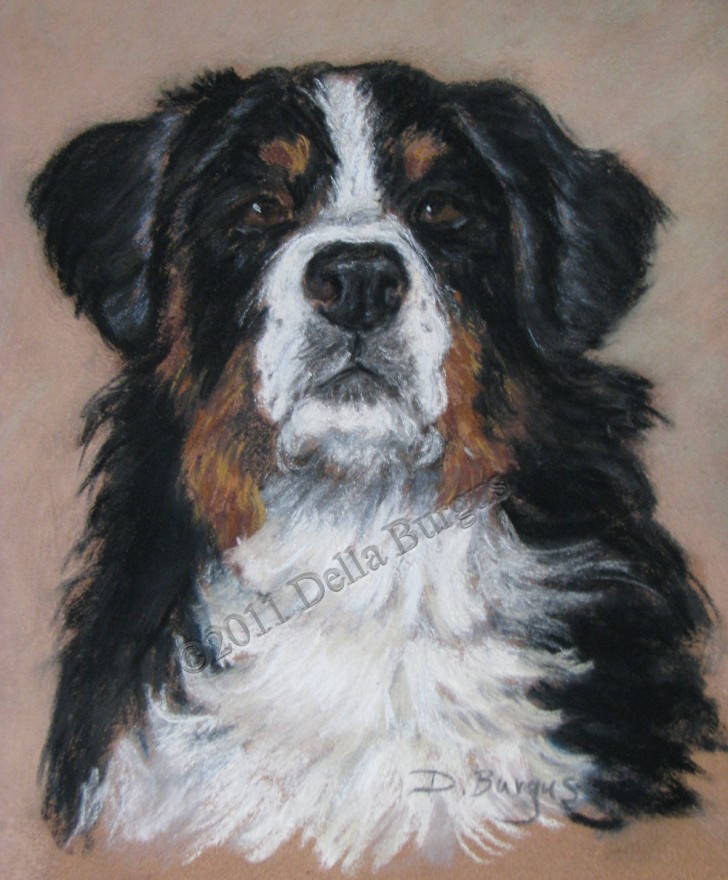 Dog , 7 Amazing Art Pictures Of Dogs : Art Helping Animals