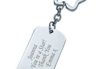 Engraved Star ID Dog Tag Keyring , 7 Gorgeous Dog Tag Picture Engraving In Dog Category