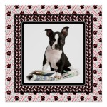 Funny Dog Portrait Photo Frame Dog  , 7 Fabulous Dog Bone Picture Frame In Spider Category