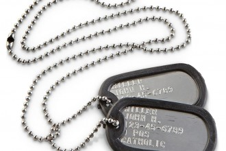 Military Style Dog Tags , 8 Fabulous Pictures Of Military Dog Tags In Dog Category