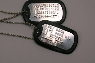 Personalised Army Dog Tags , 8 Fabulous Pictures Of Military Dog Tags In Dog Category
