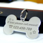 Sided Engraved Dog Tag , 6 Unique Engraved Picture Dog Tags In Dog Category
