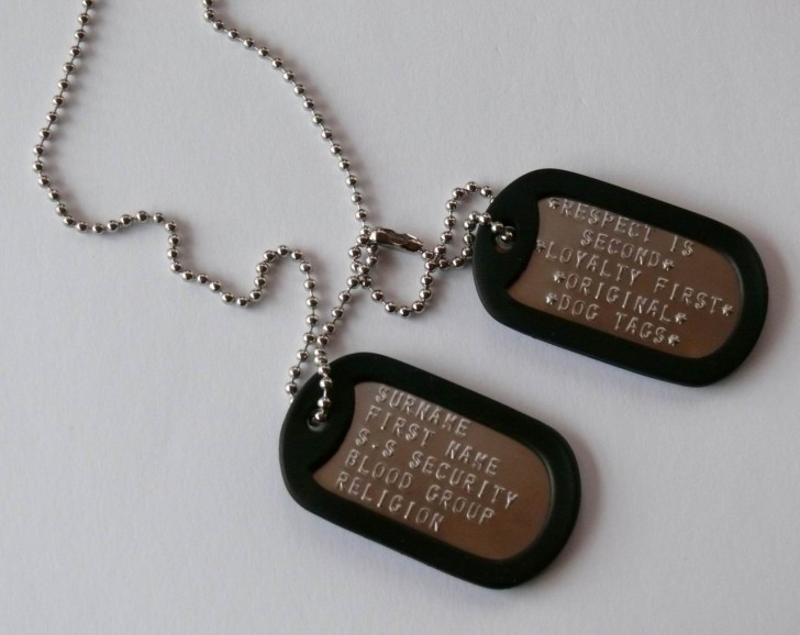 Dog , 8 Fabulous Pictures Of Military Dog Tags :  Free Download Pictures